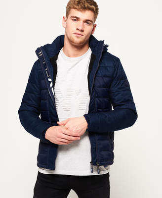 Superdry Fuji Mix Double-Zip Hooded Jacket
