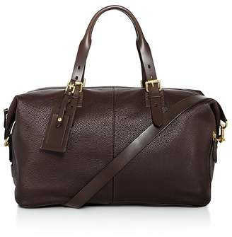 Cole Haan Brayton Pebbled Leather Duffel