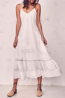 LoveShackFancy Marlow Dress