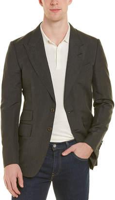 Tom Ford Linen & Silk-Blend Blazer