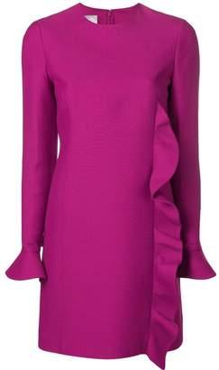Valentino ruffled mini dress