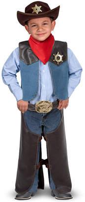 Melissa & Doug Kids Toys, Cowboy Costume