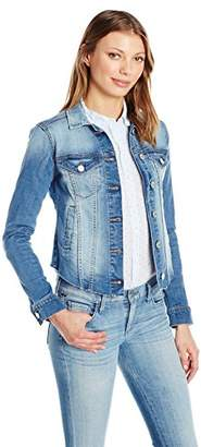 William Rast Women's Willliam Sussex Denim Jacket