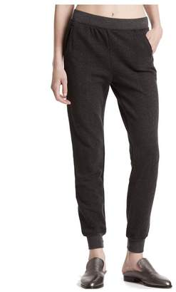 ATM Anthony Thomas Melillo Heather Charcoal French Terry Sweatpants