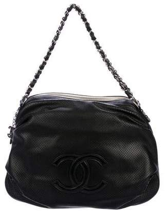Chanel Baseball Spirit Ligne Bag