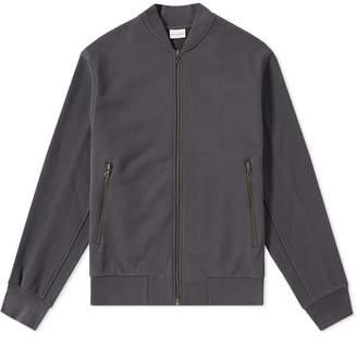 Dries Van Noten Jersey Zip Bomber Jacket