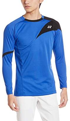 Yonex (ヨネックス) - (ヨネックス) YONEX テニス ドライ長袖Tシャツ 16292 [ユニセックス] 786 ブラストブルー S
