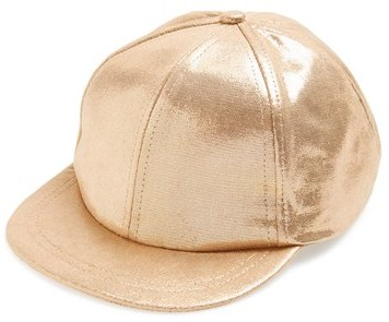 Collection XIIX Metallic Baseball Cap
