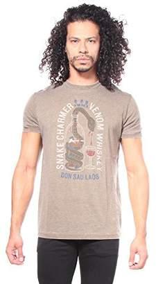 Lucky Brand Men's Snake Charmer Graphic Tee