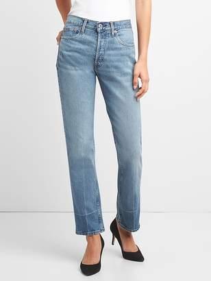 Gap Cone Denim® Super High Rise Straight Jeans
