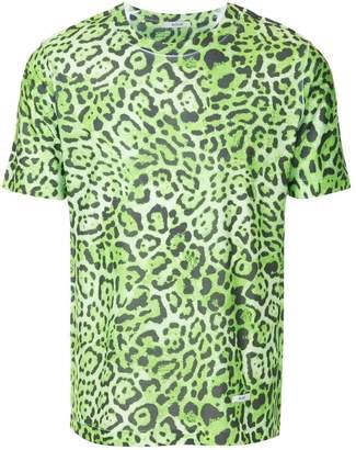 Blouse leopard print T-shirt