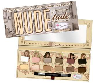 TheBalm 3 Pack Nude †̃Tude Nude Eyeshadow Palette - 12 Shades