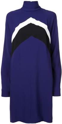 Derek Lam chevron dress
