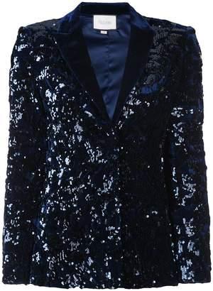 Alexis sequin embellished blazer