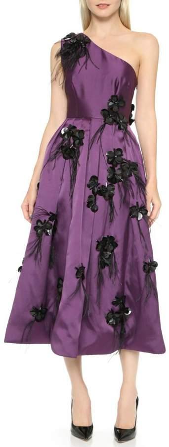 Cynthia Rowley One Shoulder Dress