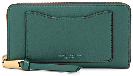 Marc JacobsMarc Jacobs Recruit Standard Continental Wallet