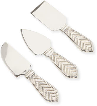 Michael Aram Palace 3-Piece Cheese Knife Set