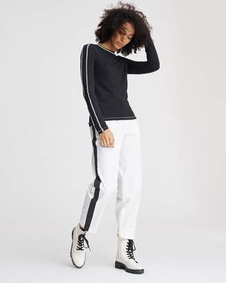 Rag & Bone Workman pant with side stripe