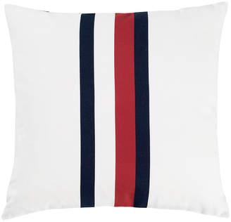 Tommy Hilfiger Printed Ribbon Cushion