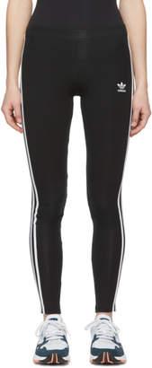 adidas Black 3-Stripes Tights