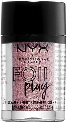 NYX Foil Play Cream Pigment Eyeshadow (Various Shades) - French Macaron