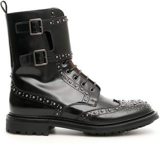 Church's Carly Metal Studs Boots