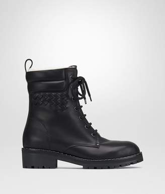 Bottega Veneta Nero Calf Boot