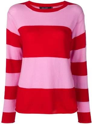 Sofie D'hoore striped crew neck sweater