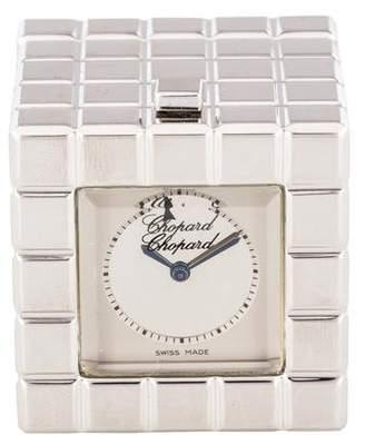 Chopard Cube Alarm Clock
