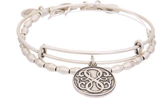 Alex and Ani Path Of Life Set Of 2 Bangles