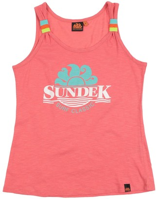 Sundek T-shirts - Item 12301226LP