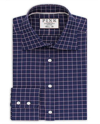 Thomas Pink Hadley Check Classic Fit Dress Shirt - Bloomingdale's Classic Fit $195 thestylecure.com