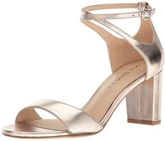 Via Spiga Women's Wendi Block Heel Sandal Dress