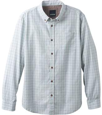 Prana Broderick Check Long-Sleeve Shirt - Men's