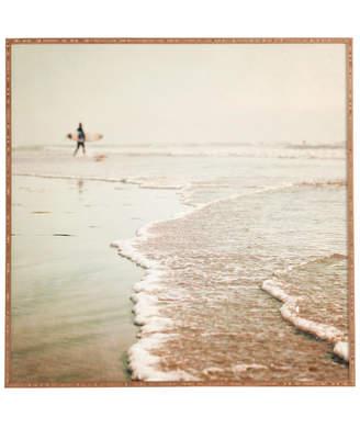 Deny Designs Bree Madden Soul Surfer Framed Wall Art