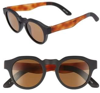 Toms Bryton 48mm Polarized Sunglasses