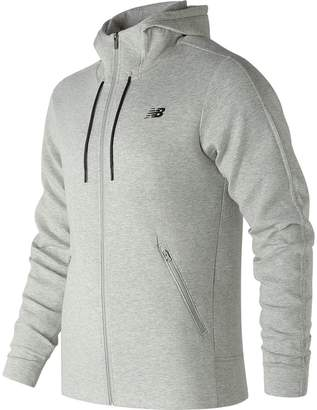 New Balance 247 Luxe Full-Zip Fleece Jacket - Men's