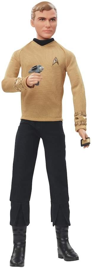 Barbie Star Trek 50th Anniversary Captain Kirk Doll
