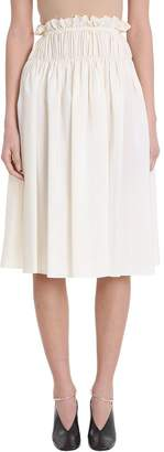 Jil Sander Eterea Elasticated Waist Skirt