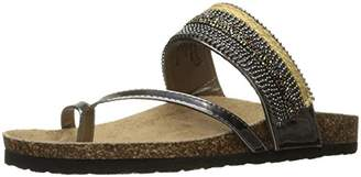 Not Rated Women's Mandarine Flat Sandal
