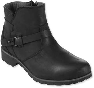 L.L. Bean L.L.Bean Women's Teva De La Vina Leather Ankle Boots