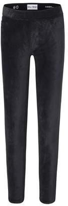 DL1961 Premium Denim Candy Velvet Leggings, Size 7-16