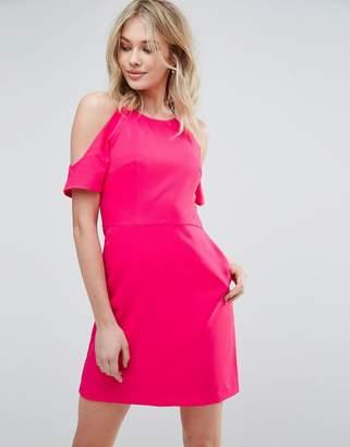 Oasis Cold Shoulder Dress