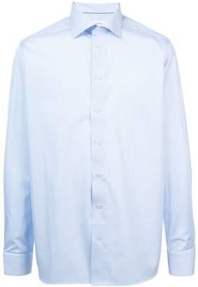 Eton classic longsleeved shirt