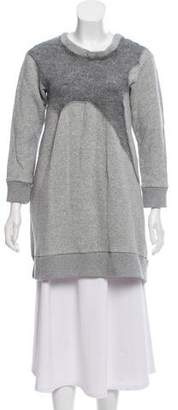 Tsumori Chisato Long Sleeve Scoop Neck Tunic