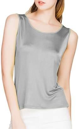 cad8925104803 at Amazon Canada · Paradise Silk 100% Silk Knit Women s Sleeveless Tank Top