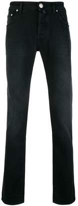 Jacob Cohen handkerchief straight-leg jeans