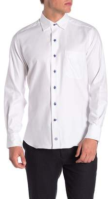 David Donahue Sport Casual Fit Button Down