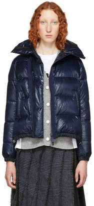 Sacai Navy Down Jacket