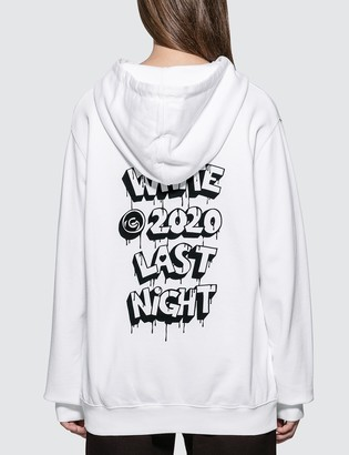 Off-White Off White Markers Regular Hoodie